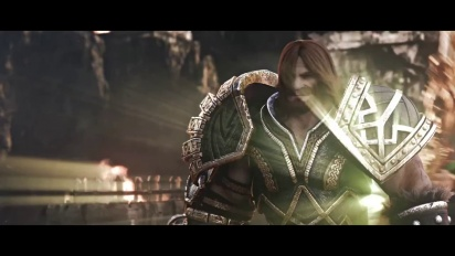 Smite - Battleground of the Gods Cinematic Trailer