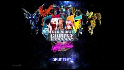 Stardust Galaxy Warriors: Stellar Climax Official Trailer