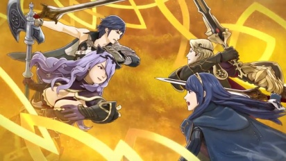 Fire Emblem Heroes - Opening video