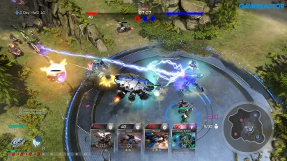Halo Wars 2 - Blitz Gameplay on PC