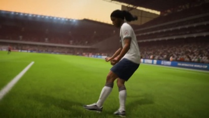 FIFA 18 - FUT Icons Stories Trailer ft. Ronaldinho