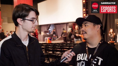 Tekken World Tour Finals - Markman Interview