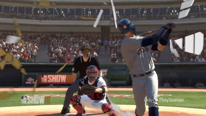 MLB The Show 18 - First Look Gameplay Trailer