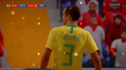 FIFA World Cup 2018 - Brazil vs Switzerland
