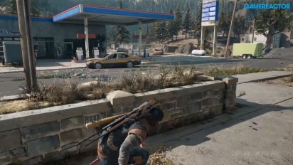 Days Gone - Gameplay Commentary Part 2