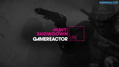 Hunt Showdown - Console Release Livestream Replay