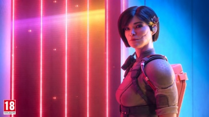 Rainbow Six Siege - Operation Neon Dawn: Operator Aruni Reveal