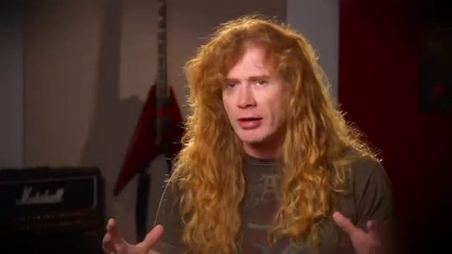 Guitar Hero: Warriors of Rock - Megadeth Trailer