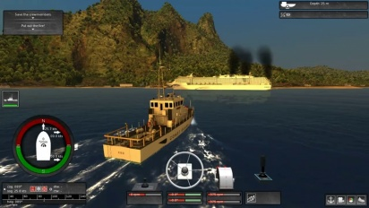 Ship Simulator Extremes - Tourism missions