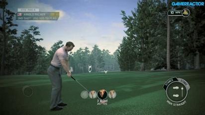 Tiger Woods PGA Tour 14 - Gameplay Legends of the Majors Arnold Palmer