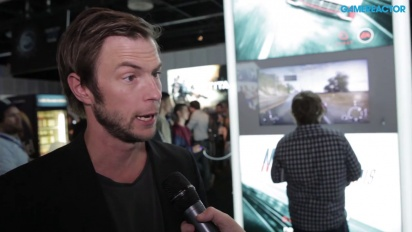 GC 13: Need for Speed: Rivals - Interview