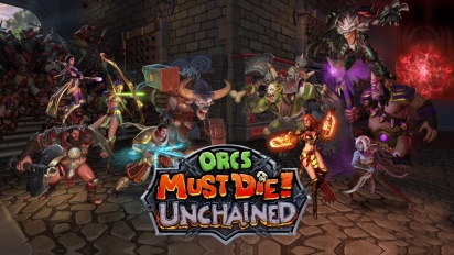 Orcs Must Die: Unchained - Teaser Trailer