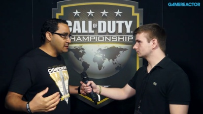 Call of Duty Championship - Senior Producer Mike Meija