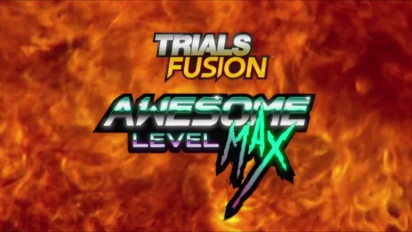 Trials Fusion - Awesome Level MAX Gameplay trailer