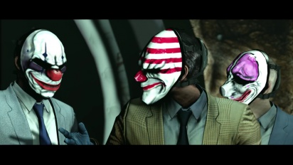 Payday 2 - The Crimefest Trailer