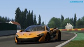 Assetto Corsa - PS4 Alpha Gameplay - McLaren P1 at Spa Francorchamps