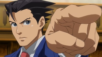 Phoenix Wright: Ace Attorney - Spirit of Justice - Full Anime Prologue