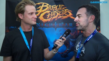 Battle Chasers: Night War - Joe Madureira Interview