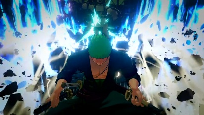 One Piece World Seeker - The Void Mirror Prototype Trailer
