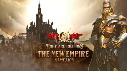 They Are Billions: The New Empire - Official Trailer