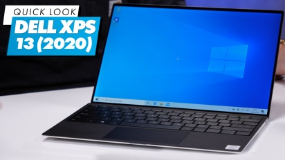 Dell XPS 13 2020 - Quick Look