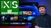 Xbox Series X/S UI Walkthrough