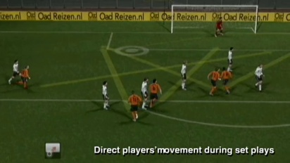 Pro Evolution Soccer 2011 - Wii Trailer