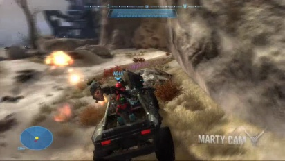 Halo: Reach - Co-Op Gameplay