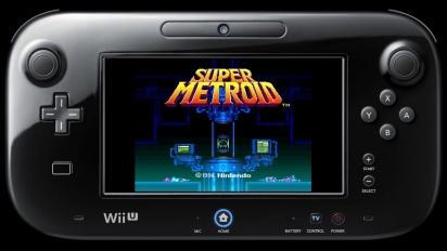 Super Metroid - Wii U Trailer