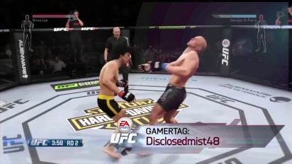 EA Sports UFC - Highlight Reel: December 2014 Trailer