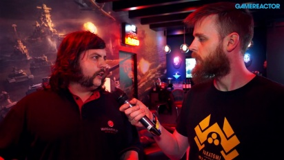 Wargaming - Chris Stott Interview