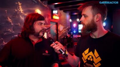 Wargaming - Chris Stott Interview