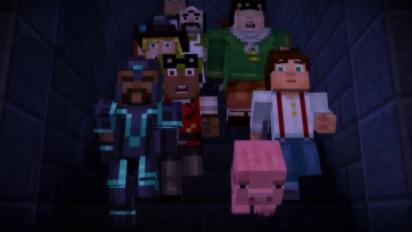 Minecraft: Story Mode - Minecon Trailer