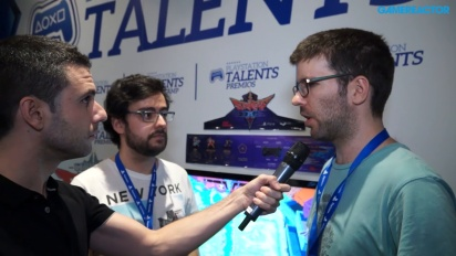 Strikers Edge - Fun Punch Interview