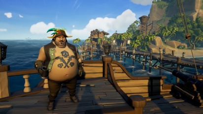 Sea of Thieves - Developer Diary: A World in Motion