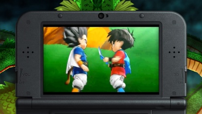 Dragon Ball Fusions - Character Editor Trailer