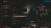 Mortal Kombat 11 - Customization Menu