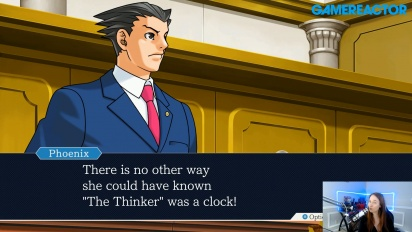 Phoenix Wright: Ace Attorney Trilogy - Livestream Replay