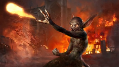 The Elder Scrolls: Legends - Jaws of Oblivion Teaser