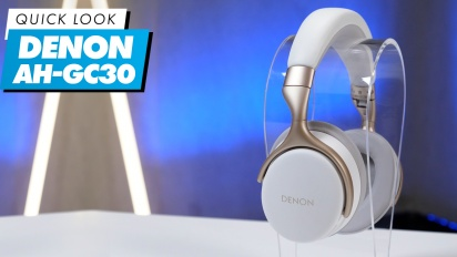 Denon AH-GC30 - Quick Look