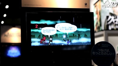 TGS 10: Patapon 3 gameplay