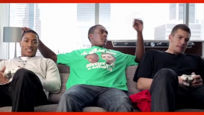 NBA 2K11 - Signature Moves Trailer