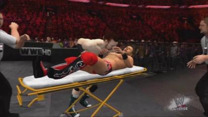 WWE Smackdown vs. Raw 2011 - Universe Trailer