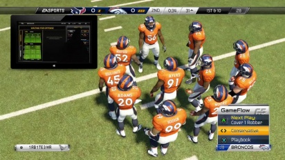 Madden NFL 25 - Coach Glass Trailer