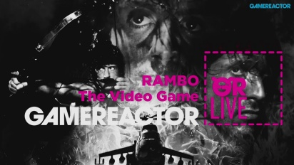 Rambo: The Video Game - Livestream Replay
