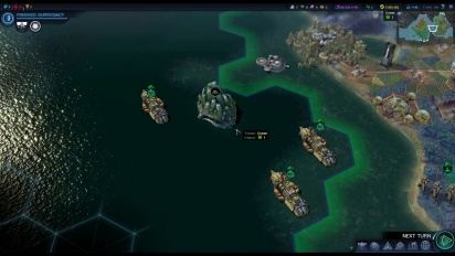 Civilization: Beyond Earth Official Gameplay Video - Master Control