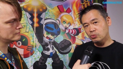 Mighty No. 9 - Keiji Inafune Interview