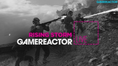 Rising Storm - Livestream Replay