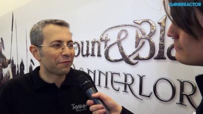 Mount & Blade II: Bannerlord - Armagan Yavus Interview