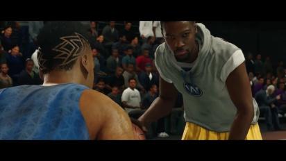 NBA LIVE 18 - Reveal Trailer